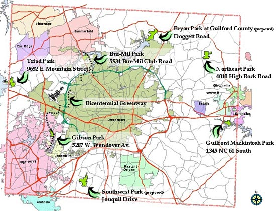 Guilford County Recreation North Carolina Parks NC -Outdoors ... on map of asheville nc, map of clarksville nc, map of charlottesville nc, map of bunnlevel nc, map of greenville nc, map of raleigh nc, map of charlotte nc, map of saxapahaw nc, map of orange co nc, map of griffin nc, map of hog island nc, map of ogden nc, map of atlanta, map of columbus ga, map of salemburg nc, map of biltmore forest nc, map of moyock nc, map of north carolina, map of ferguson nc, map of memphis tn,